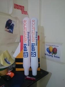 Balon Tepuk Bank BRI 2