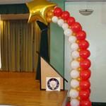 Balon Standing