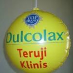Balon Koin Bulat