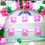 Balon Dekorasi Gate 4
