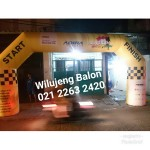 Balon Gate ADIRA