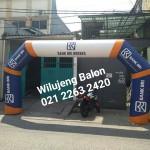 Balon Gate BRI BREBES