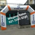 Balon Gate BRI PADANG