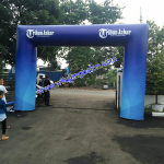 Balon Gate Tribun Jabar 4 x 6