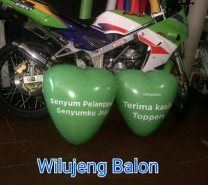 Balon Product LOVE