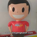 Balon Product Generasi Muda Anti Rokok
