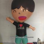 Balon Product I Love Lampung