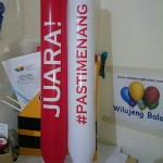 Balon Tepuk INDONESIA JUARA
