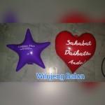 Balon Koin Daihatsu Love & Bintang
