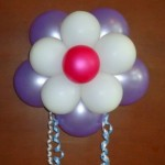 Bunga Balon Ungu