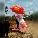 Balon Gas Pelepasan Apartement CINERE