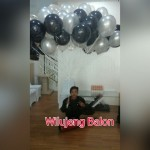 Balon Gas Pelepasan Mall Citraland