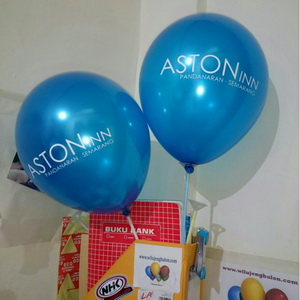 Balon Print ASTON INN