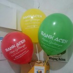 Balon Print Bank ACEH