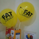 Balon Print FAT MANGO