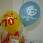 Balon Print MATAHARI