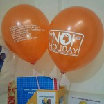 Balon Print Noi Holiday