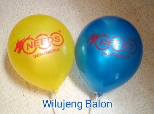 Balon Print NEEDS Indonesia 2