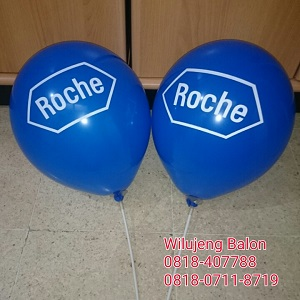 Balon Print ROCHE 2