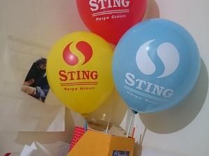 Balon Print STING 2017