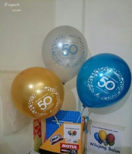 Balon Print SAMBU GROUP Riau